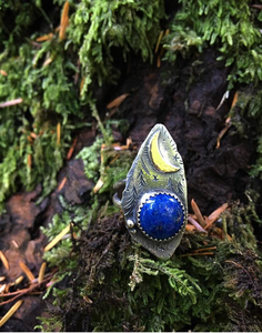 forest inspired jewelry