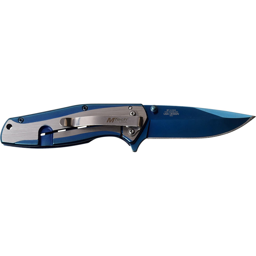 MTech MT-A1044BL Spring Assisted Knife