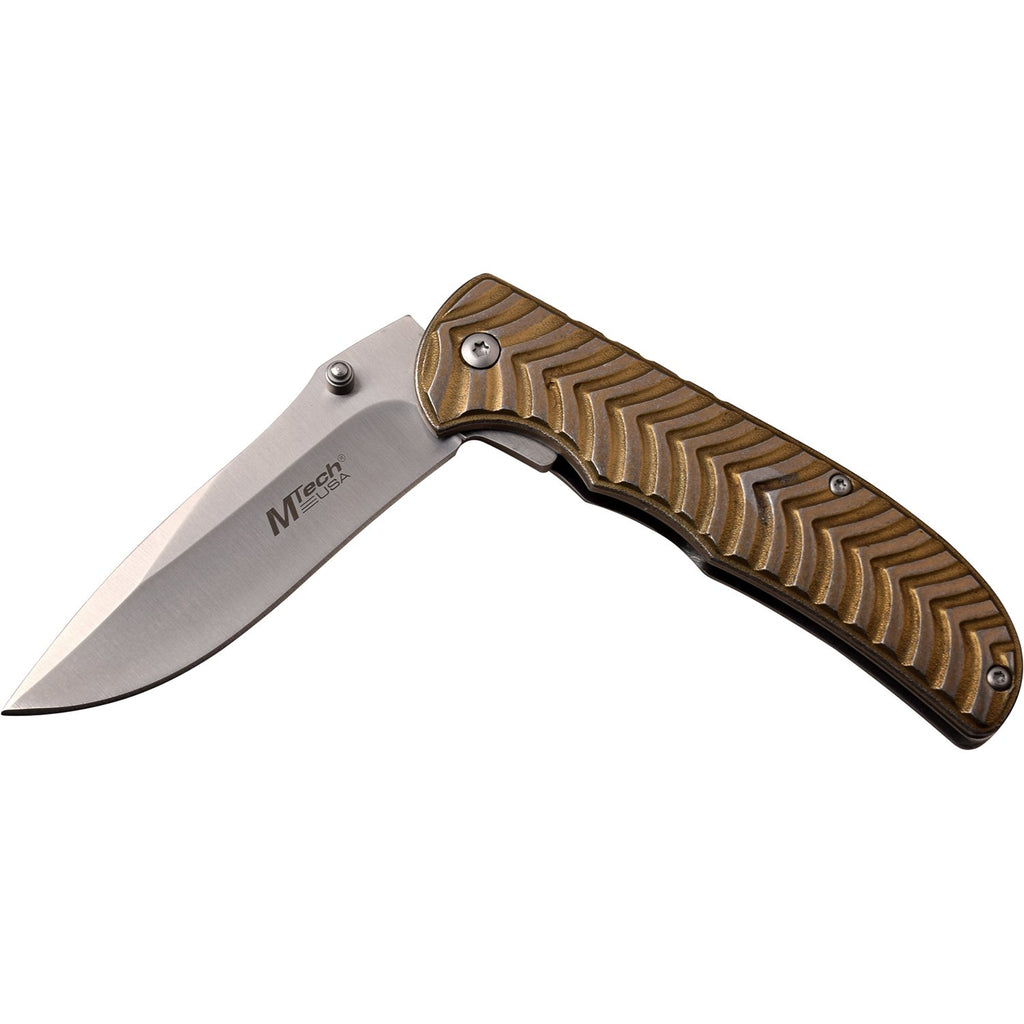 MTech MT-A990GD Spring Assisted Knife