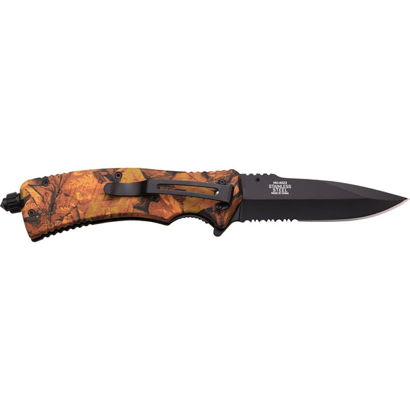 Master USA MU-A023CA Spring Assisted Knife