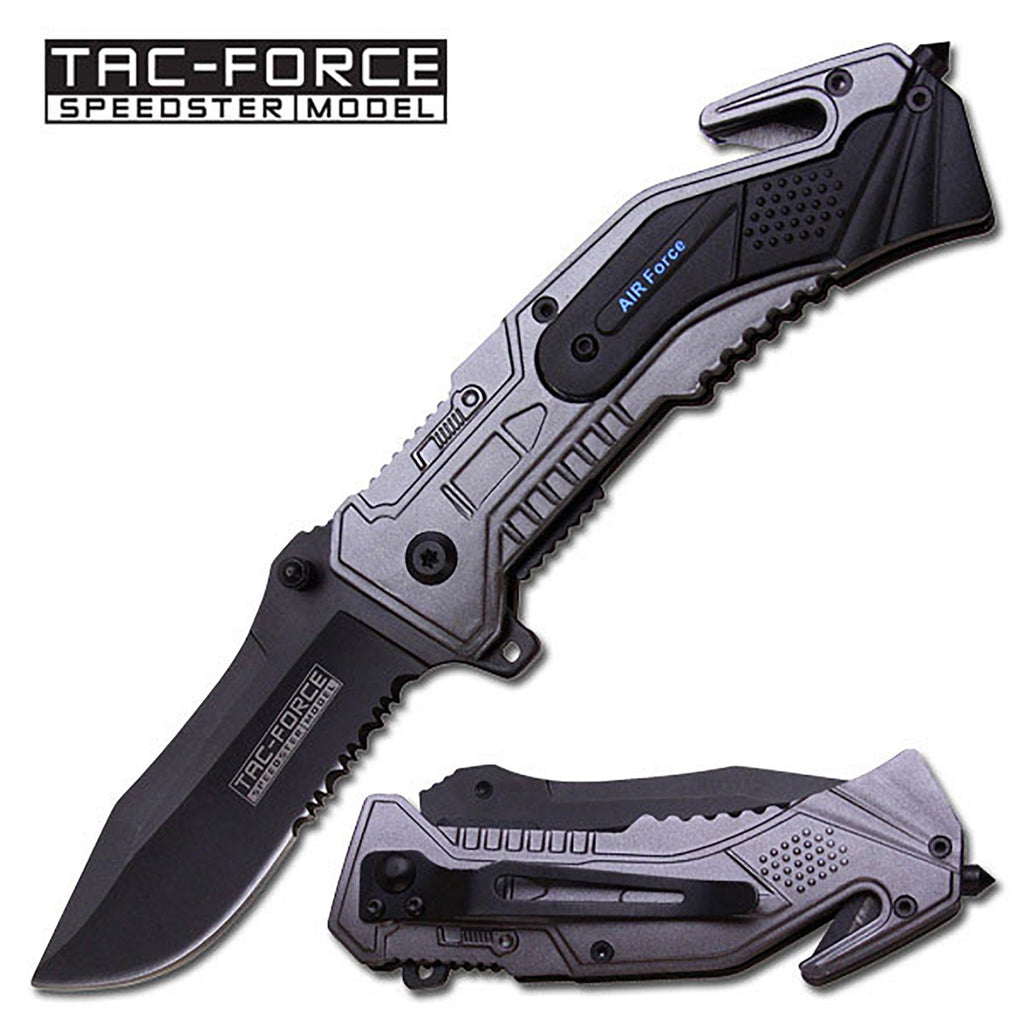 Tac-Force TF-688AF Spring Assisted Knife