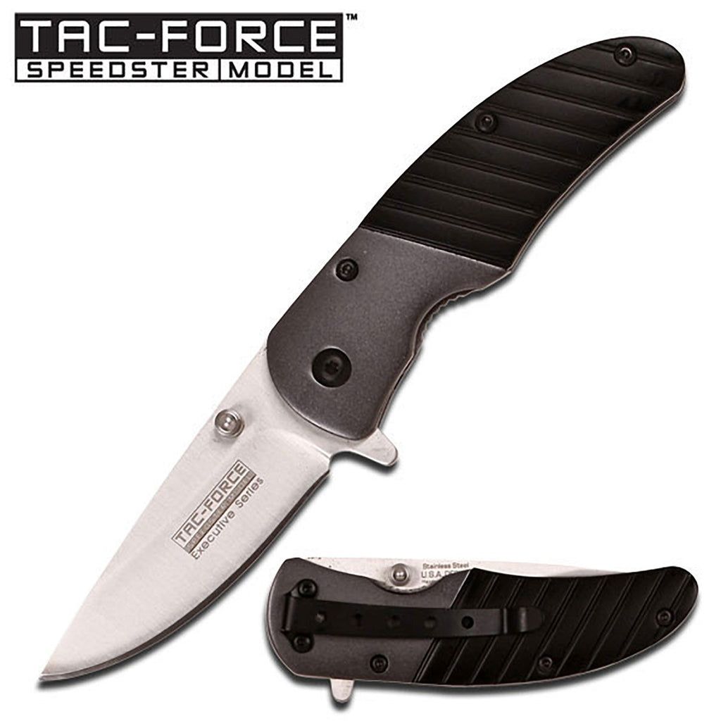 Tac-Force TF-732BK Spring Assisted Knife