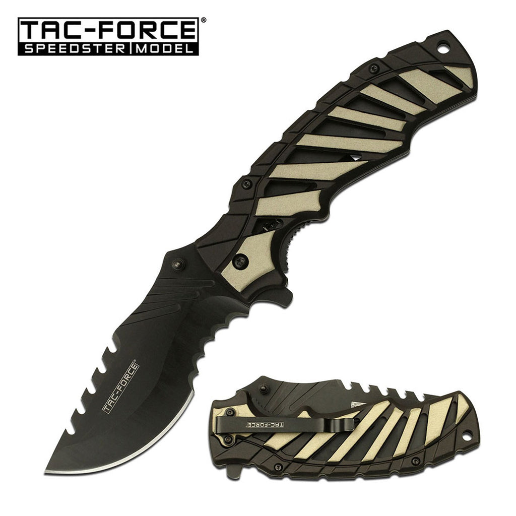 Tac-Force TF-944TN Spring Assisted Knife