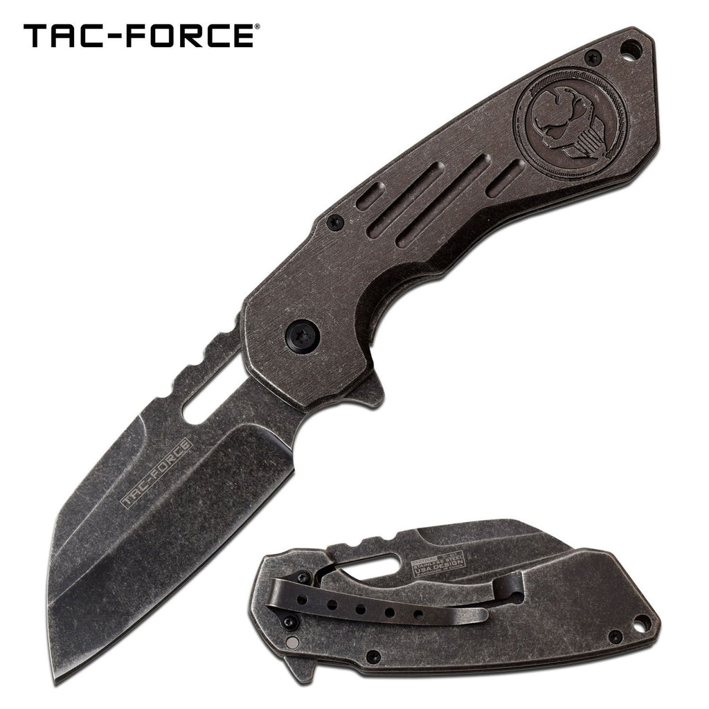 Tac-Force TF-967W Spring Assisted Knife