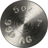 5 oz Silver Bullets (12 Gauge, New)