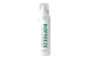Biofreeze Professional: Menthol Pain Reliever - 4oz Spray