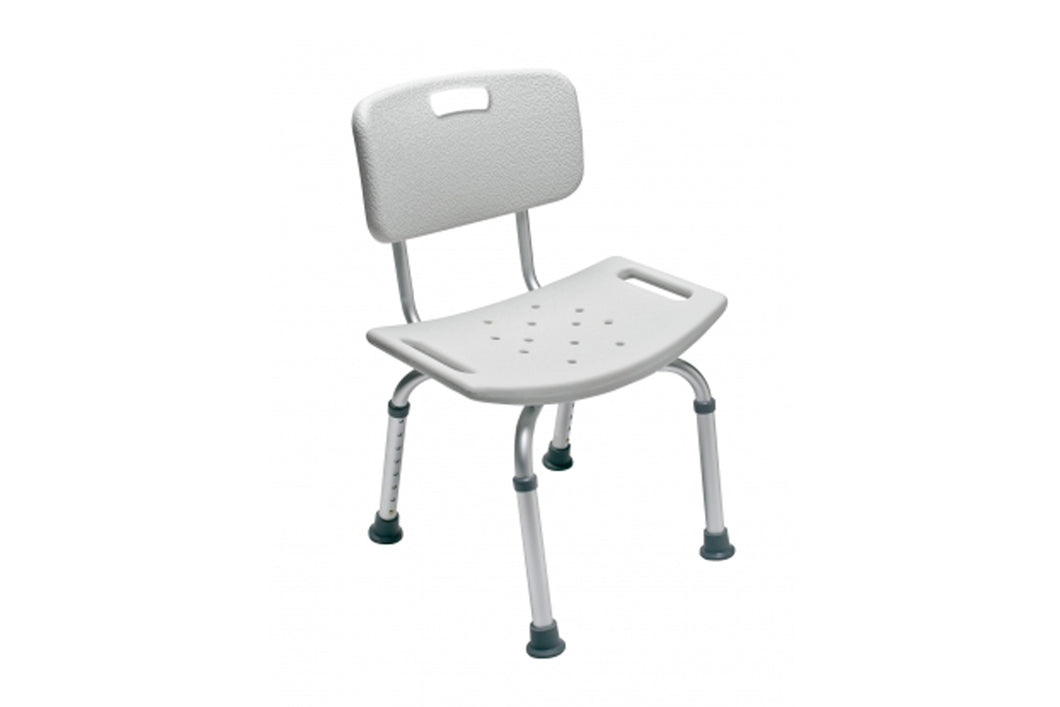Graham-Field Lumex Knock-Down Bath Seat with Backrest 7921KD-1