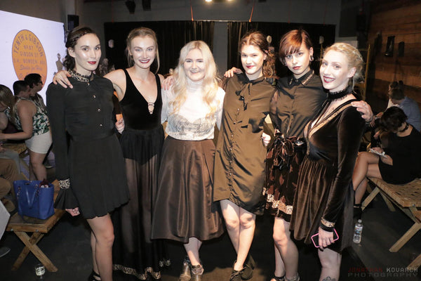 The Death and Rebirth of Dark Thorn Clothing Fashion Show Launch