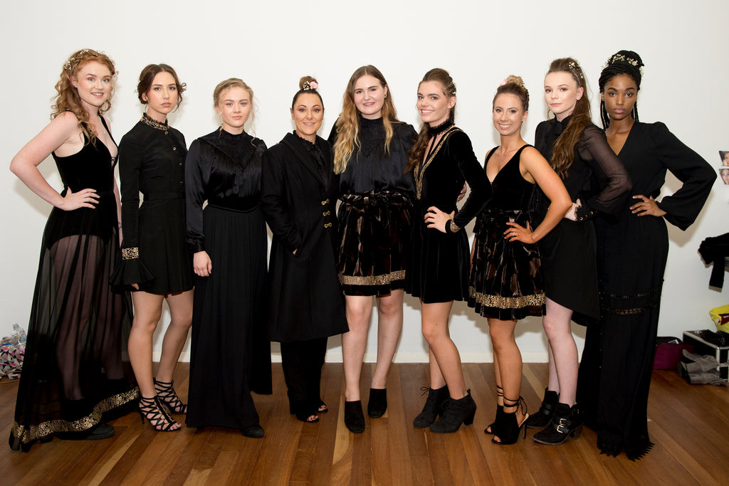 Paris Fashion Week Fundraiser at Port Broughton