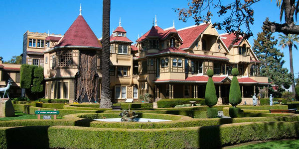Alluring Locations: Winchester Mystery House
