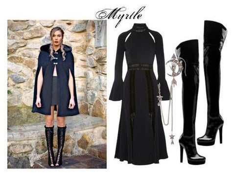 Myrtle Cape Styling Ideas
