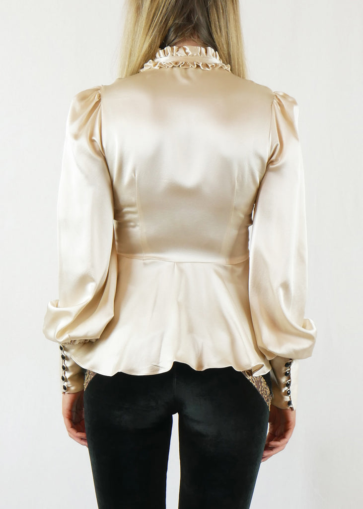 Edith Blouse Bone