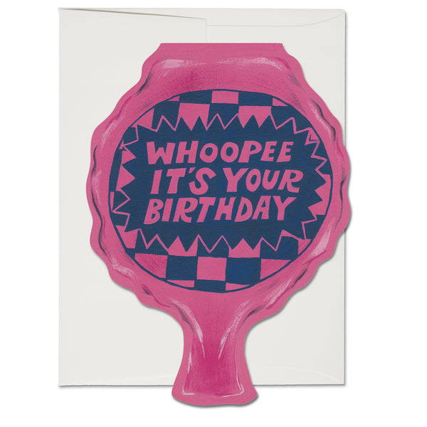 Whoopee Cushion ✹ Greeting Card