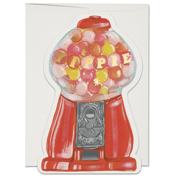 Gumballs ✹ Greeting Card