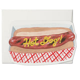 Hot Dog ✹ Greeting Card