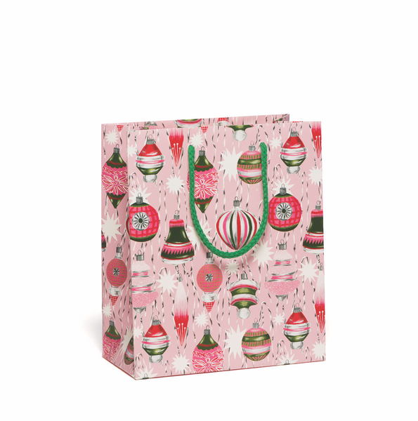 Retro Ornaments ✹ Gift Bag