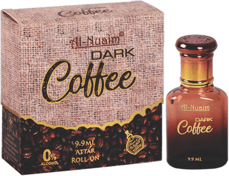 al nuaim dark coffee attar