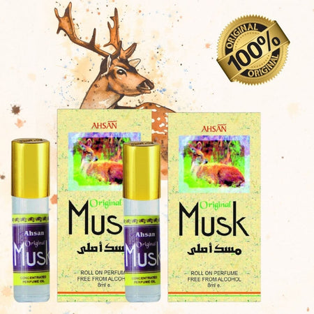 ahsan original musk attar