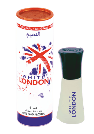 Al Nuaim White London Attar 6ml Pack