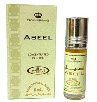 Al Rehab Aseel Attar 6ml - A Fragrance For Women