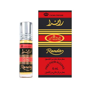 Al Rehab Randa Attar 6ml Pack