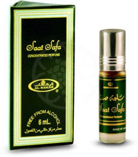 Al Rehab Saat Safa Attar 6ml Pack