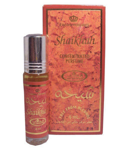 Al Rehab Shaikhah Attar 6ml Pack