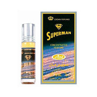 Al-Rehab Superman 6ml Roll-On Attar Pocket Perfume, fragrance for men