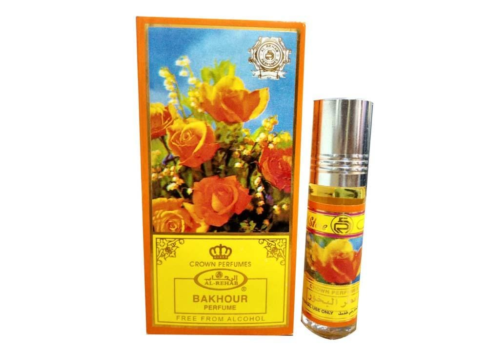 Al Rehab Bakhour Attar 6ml Pack