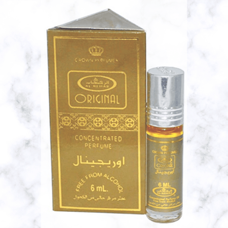al rehab original attar