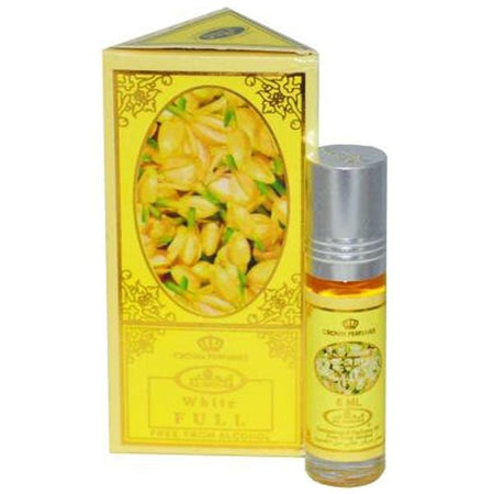 Al Rehab White Full Attar 6ml Pack