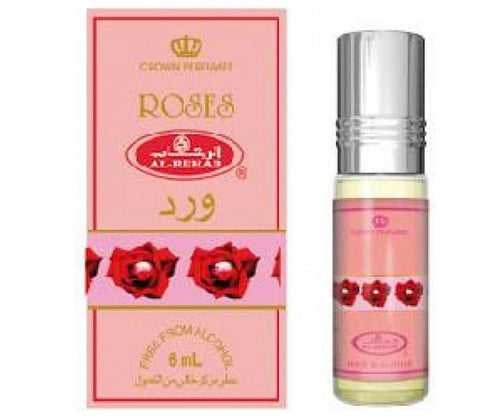 Al Rehab Rose Attar