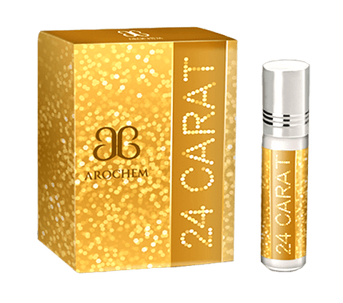 Arochem 24 Carat 6ml Roll-On Attar Pocket Perfume