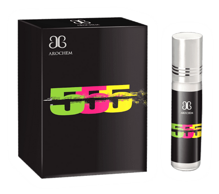Arochem 555 Attar 6ml Pack