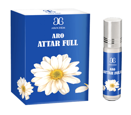 Arochem Aro Attar Full 6ml Roll-On Attar Pocket Perfume