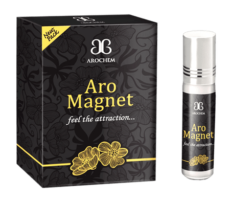 Arochem Aro Magnet 6ml Roll-On Attar Pocket Perfume