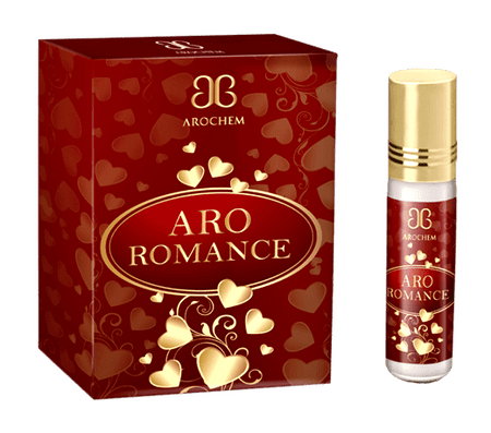 Arochem Aro-Romance 6ml Roll-On Attar pocket perfume