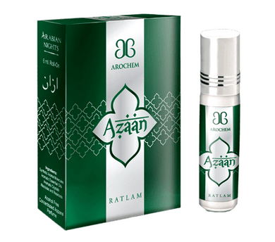 Arochem Azaan 6ml Roll-On Attar pocket perfume