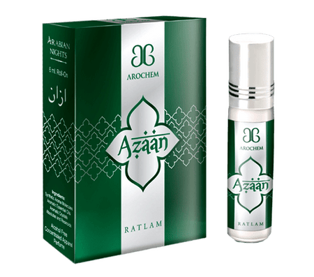 Arochem Azaan Attar 6ml Pack