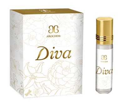Arochem Diva 6ml Roll-On Attar pocket perfume