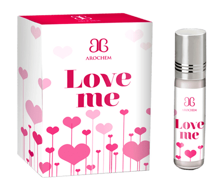 Arochem Love Me 6ml Roll-On Attar pocket perfume