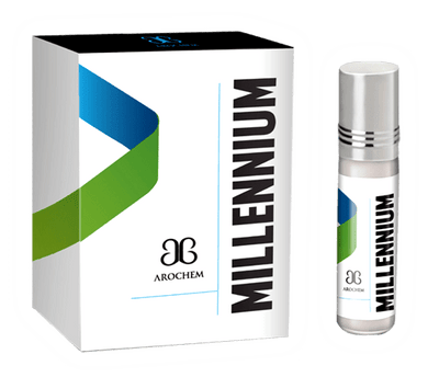 Arochem Millennium 6ml Roll-On Attar pocket perfume