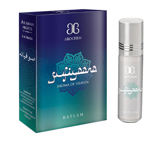 Arochem Sufiyana Attar 6ml