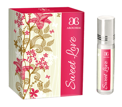 Arochem Sweet Love 6ml Roll-On Attar pocket perfume