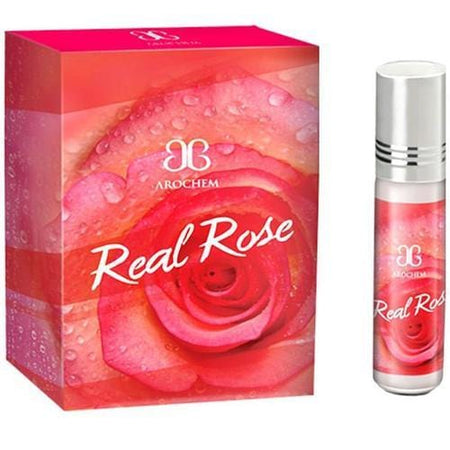 arochem real rose attar