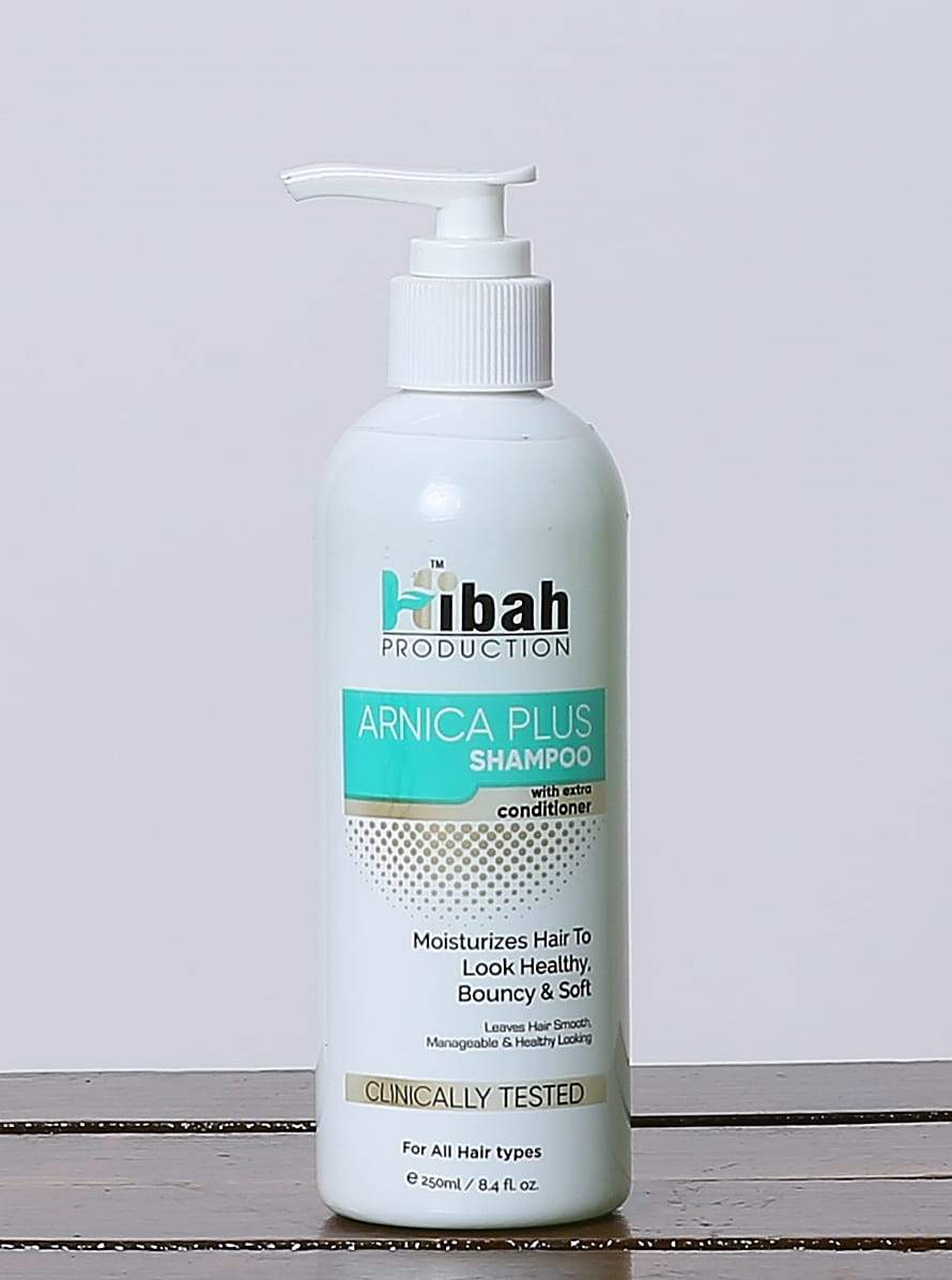 Hibah Arnica Plus Shampoo 250ml