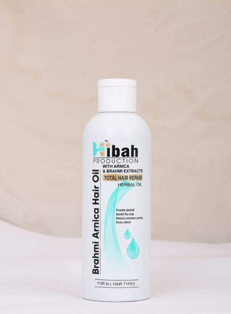 Hibah Brahmi Arnica Hair Oil 200ml