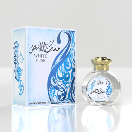 Otoori White Musk Attar 15ml