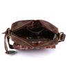Pinato(PL-2718) Genuine Leather Messenger Bag for Men & Women