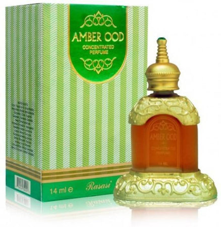 Rasasi Amber Ood - Best attar for men in India